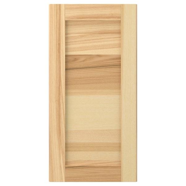 TORHAMN Door, natural ash, 30x60 cm
