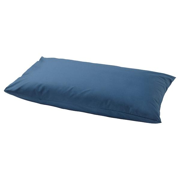 ULLVIDE Pillowcase, dark blue, 50x80 cm