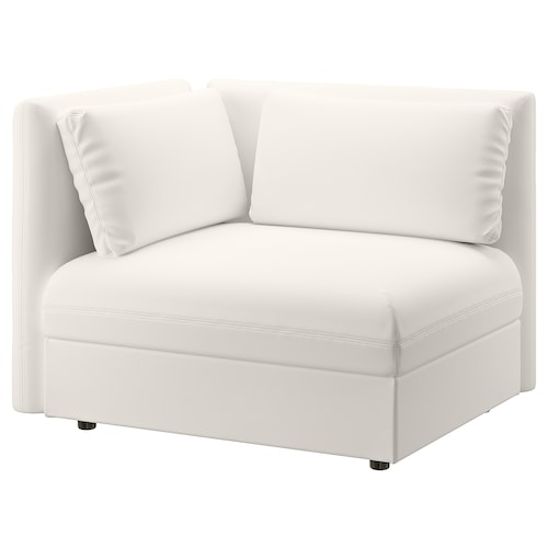 IKEA VALLENTUNA Sofa-bed module with backrests