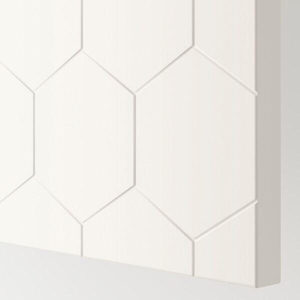 VASSVIKEN Drawer front, white, 60x26 cm