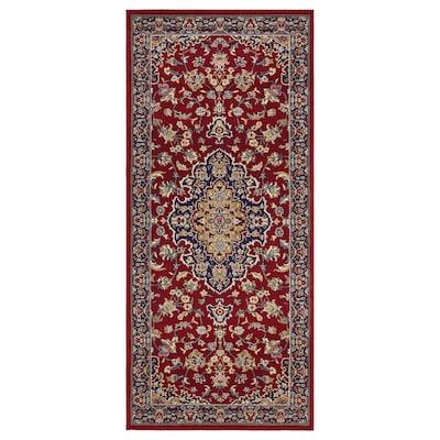 VEDBÄK rug, low pile multicolour 180 cm 80 cm 15 mm 1.44 m² 2300 g/m² 1300 g/m² 11 mm
