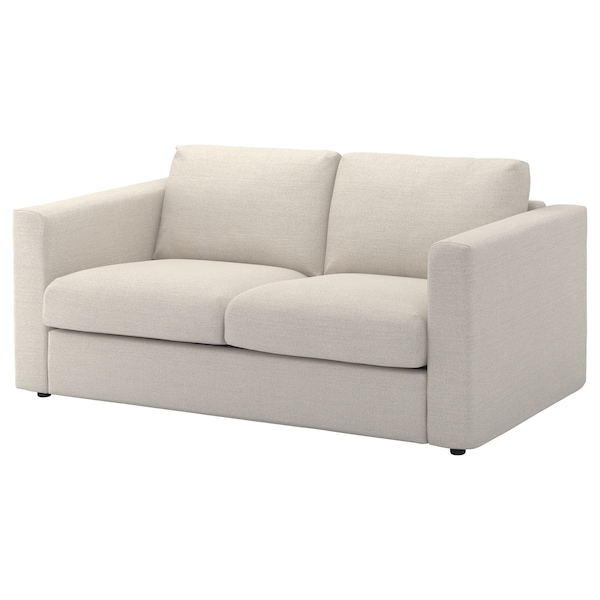 VIMLE Cover for 2-seat sofa, Gunnared beige