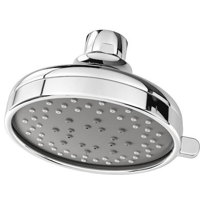 VOXNAN 5-spray showerhead chrome-plated 102 mm