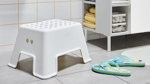 Bathroom stools & benches