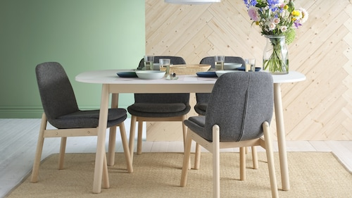 Dining sets up to 4 chairs