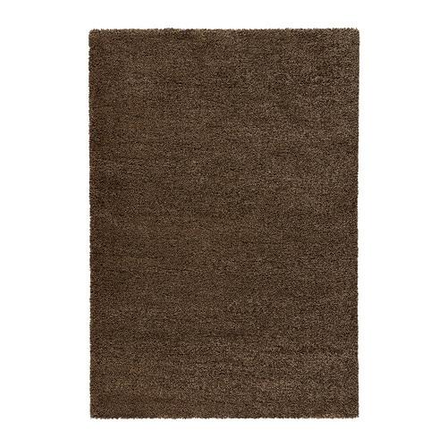 u00c5DUM Tappeto, pelo lungo IKEA Il pelo fitto e spesso attutisce i ...