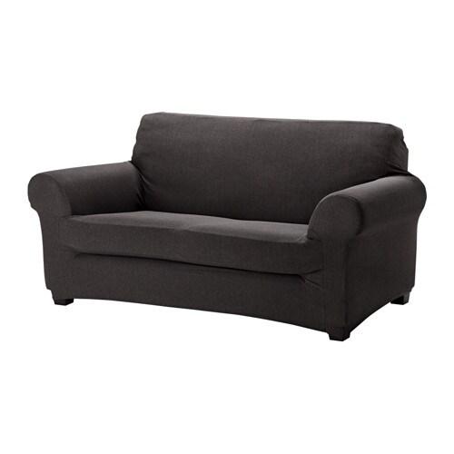 Ager d fodera per divano a 2 posti grigio ikea - Divano ikea 2 posti ...