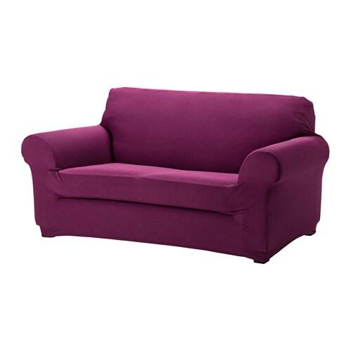 Ager d fodera per divano a 2 posti lilla ikea - Divano 2 posti ecopelle ikea ...