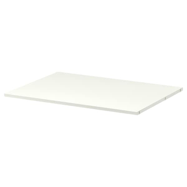 ALGOT Mensola, bianco, 80x58 cm IKEA IT
