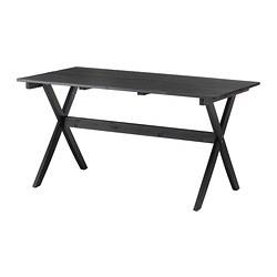 ÄNGSÖ Tavolo da giardino, mordente marrone-nero - Sottocosto IKEA Torino