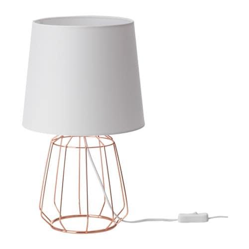 Anortit lampada da tavolo ikea for Ikea lampade da scrivania