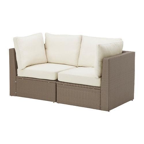 arholma divano a 2 posti da esterno ikea