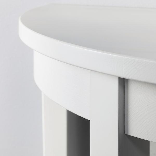 ARKELSTORP tavolino bianco 80 cm 40 cm 75 cm