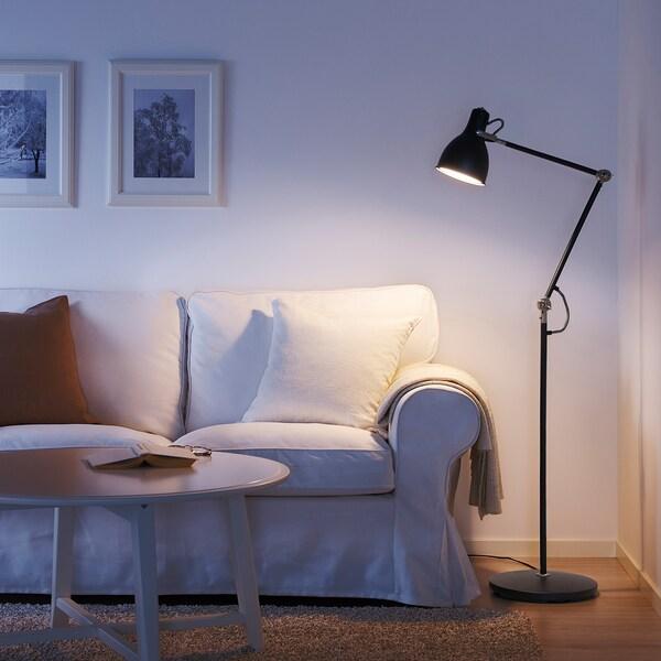 ARÖD lampada da terra/lettura antracite 13 W 170 cm 30 cm 15 cm 185 cm