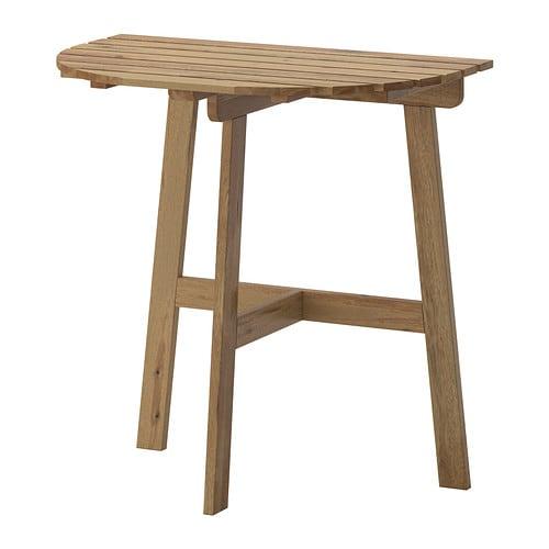 Askholmen tavolo da balcone ikea for Tavolo da parete ikea