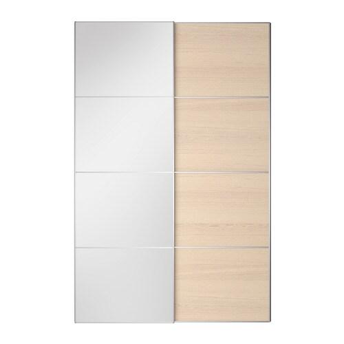 AULI / ILSENG Coppia di ante scorrevoli - 150x236 cm, - - IKEA