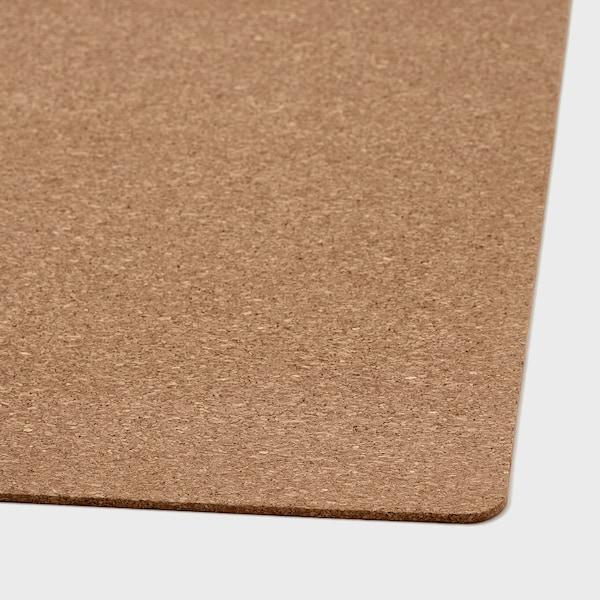 AVSKILD Tovaglietta all'americana, sughero, 42x32 cm