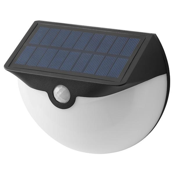 BANDKISEL Lampada da parete a energia solare