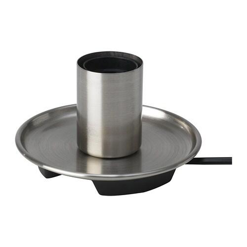 Baralund base per lampada da tavolo ikea for Ikea lampade da scrivania