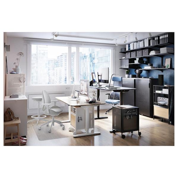 IKEA BEKANT Scrivania regolabile in altezza