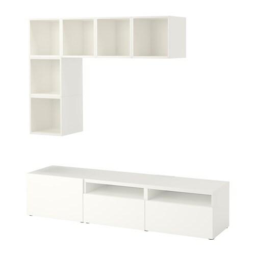 BESTÅ / EKET Combinazione di mobili per TV IKEA