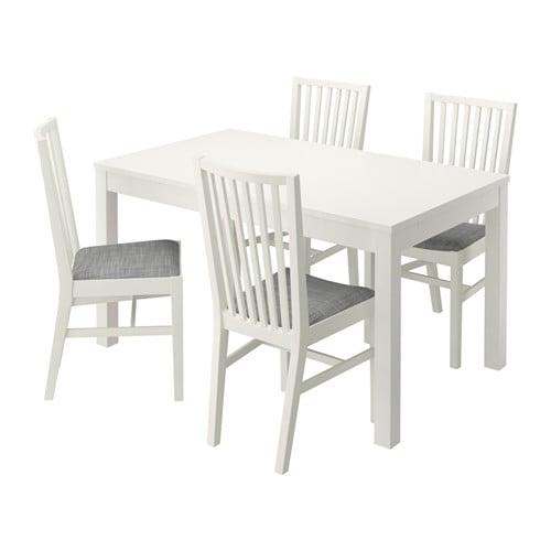 Bjursta norrn s tavolo e 4 sedie ikea - Tavolo bjursta ikea ...
