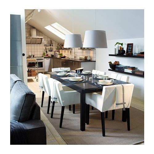 BJURSTA Tavolo allungabile IKEA