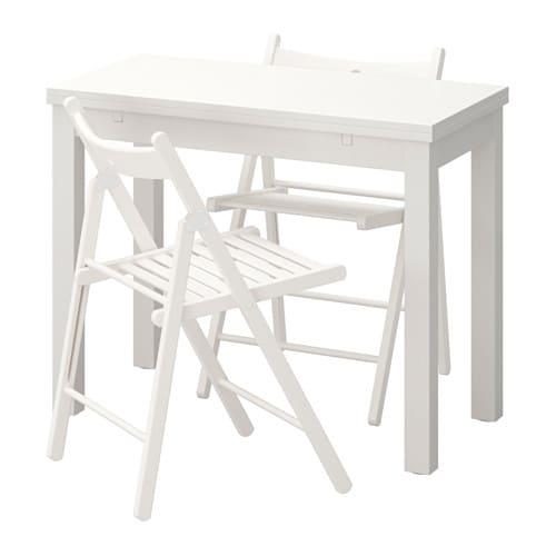Bjursta terje tavolo e 2 sedie ikea for Bjursta tavolo
