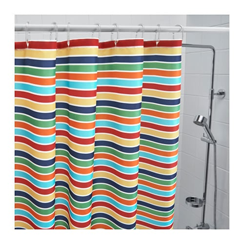 Ikea tenda doccia tende di design in pvc with ikea tenda - Tende per doccia in tessuto ...