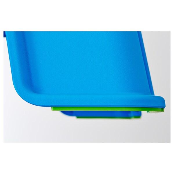 BOLMEN scaletta/sgabello blu 44 cm 35 cm 25 cm 100 kg