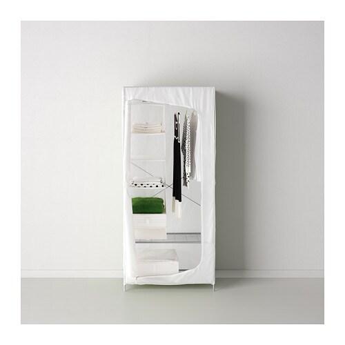 Breim Guardaroba Bianco Ikea