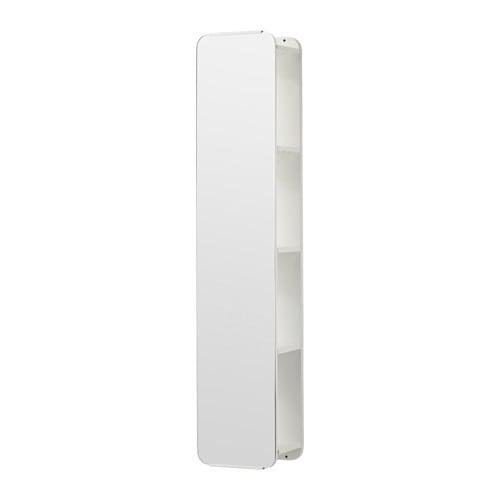 brickan specchio con contenitore ikea