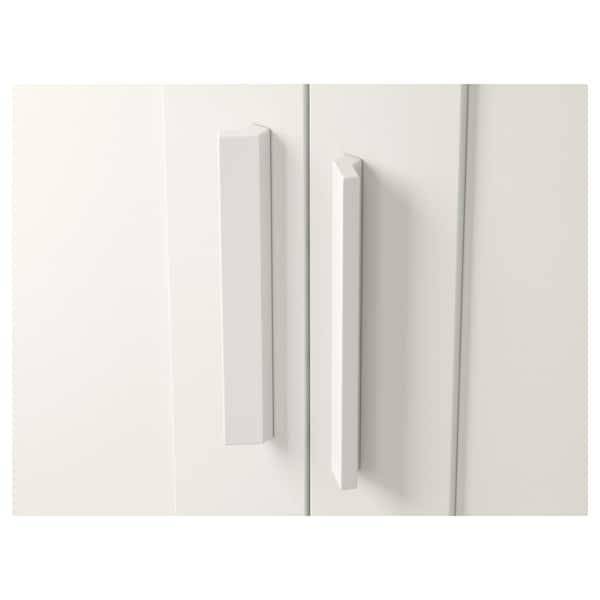 BRIMNES Guardaroba a 2 ante, bianco, 78x190 cm