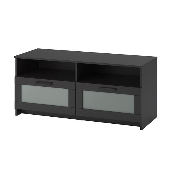 Basso Mobile Porta Tv Ikea.Brimnes Mobile Tv Nero Ikea