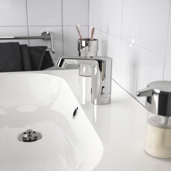 BROGRUND Miscelatore per lavabo con sensore, cromato