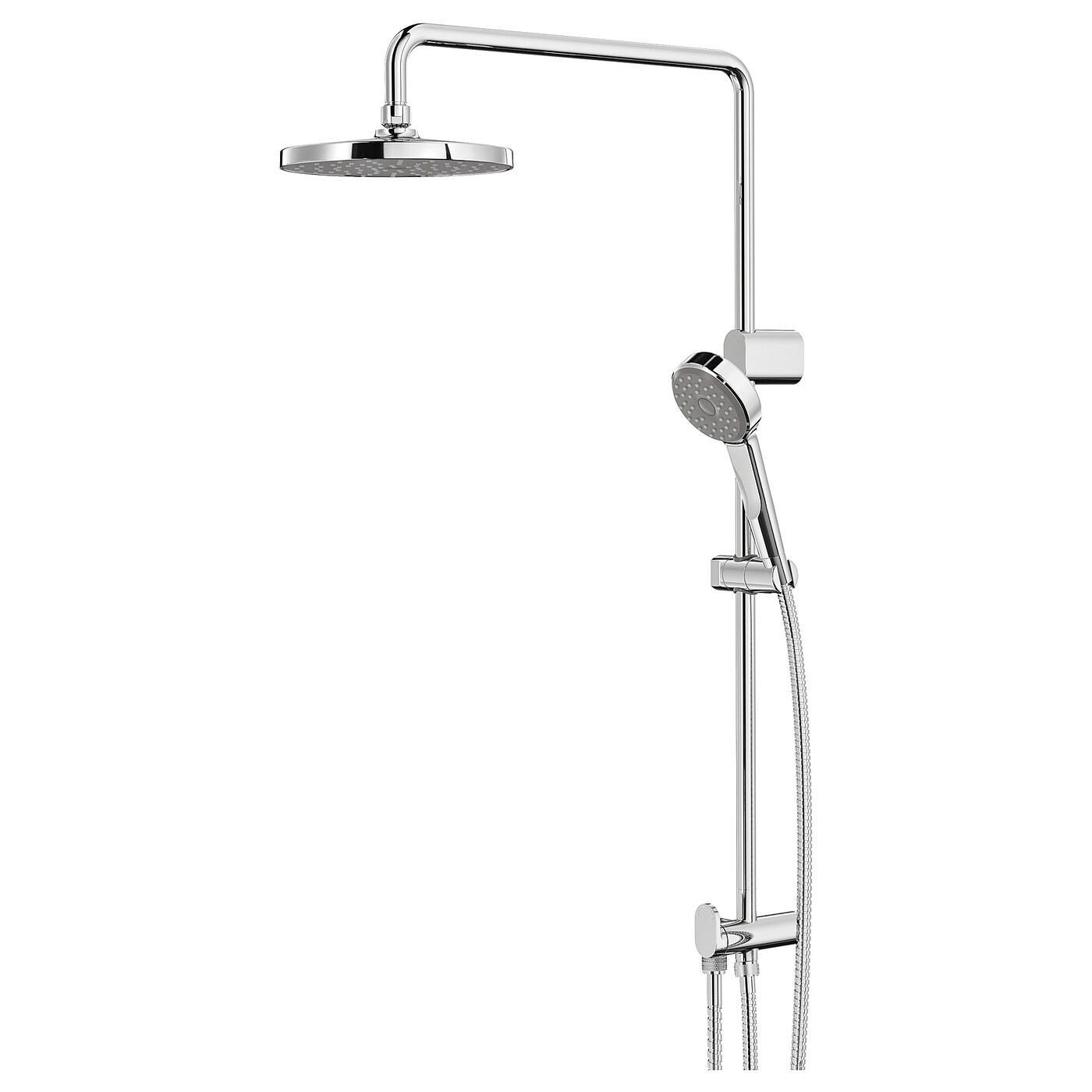 Accessori Per La Doccia Ikea.Brogrund Set Doccia Soffione Doccetta Deviat Cromato Ikea It