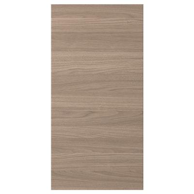 BROKHULT Anta, effetto noce grigio chiaro, 40x80 cm