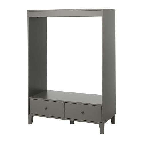 Bryggja guardaroba a giorno ikea for Ikea cornici a giorno