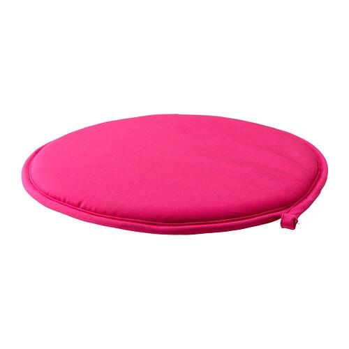 Cilla cuscino per sedia rosso ciliegia 34 cm ikea for Ikea tovagliette