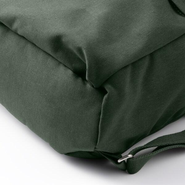 DRÖMSÄCK Zaino, verde oliva, 21 l