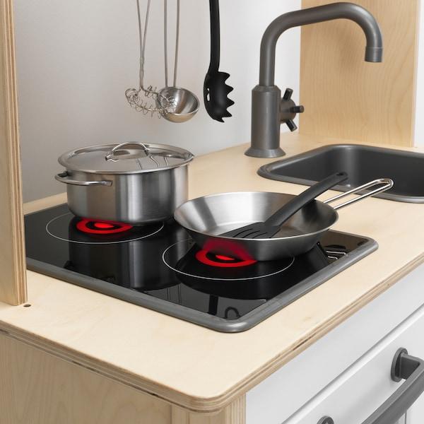 DUKTIG cucina gioco betulla 72 cm 40 cm 109 cm