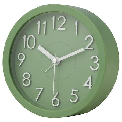 DYGNA Sveglia, verde, 12 cm