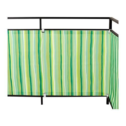 parasole per terrazzo ikea : DYNING Tenda parasole IKEA Protegge dal vento e dal sole e salvaguarda ...