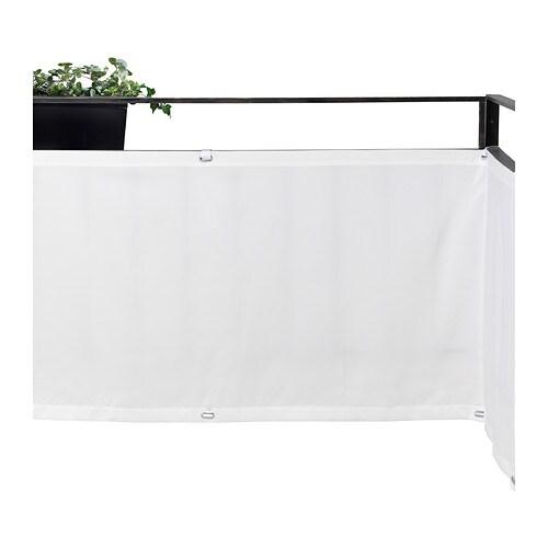 parasole per terrazzo ikea : ... per fiori (1) Brand. Casamania. DYNING Tenda parasole IKEA Protegge
