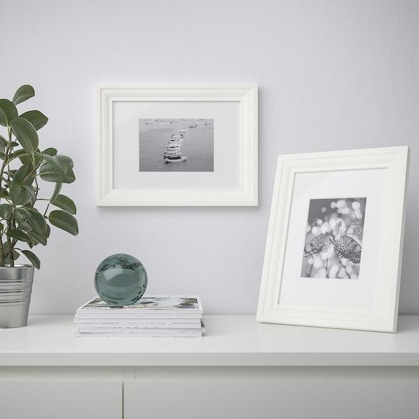 EDSBRUK Cornice, bianco, 21x30 cm