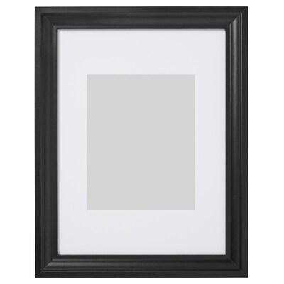 EDSBRUK Cornice, mordente nero, 30x40 cm