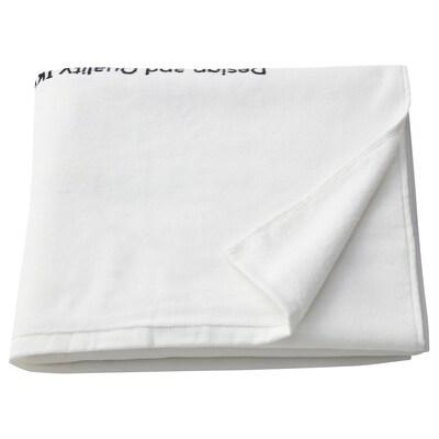 EFTERTRÄDA Asciugamano, bianco, 70x140 cm