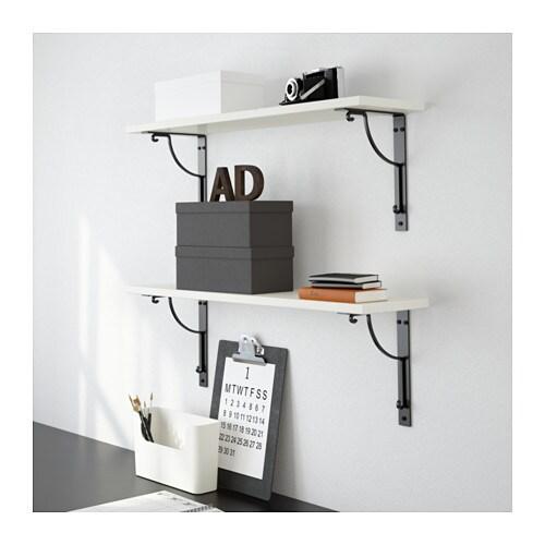 EKBY HEMNES Mensola - marrone chiaro - IKEA