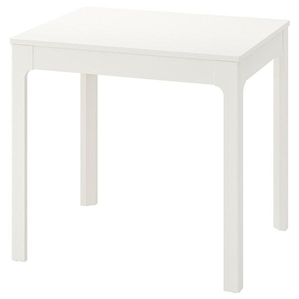 Tavolo Da Esterno Allungabile Ikea.Ekedalen Tavolo Allungabile Bianco Ottieni Tutti I Dettagli Del