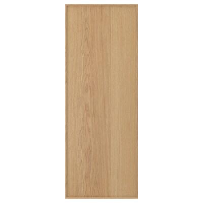 EKESTAD Anta, rovere, 30x80 cm